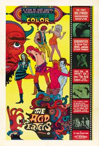 Acid Eaters, The - 11 x 17 Movie Poster - Style A