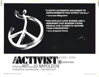 The Activist - 11 x 14 Movie Poster - Style A