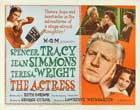 The Actress - 22 x 28 Movie Poster - Half Sheet Style A