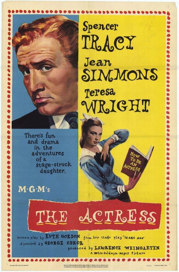 The Actress Movie Posters From Movie Poster Shop