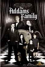 The Addams Family - 27 x 40 Movie Poster - Style A
