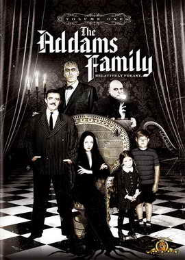 The Addams Family - 11 x 17 Movie Poster - Style A