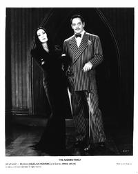 The Addams Family - 8 x 10 B&W Photo #1