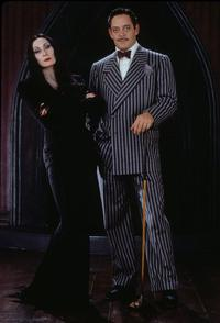The Addams Family - 8 x 10 Color Photo #2