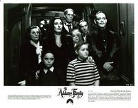 The Addams Family - 8 x 10 B&W Photo #2