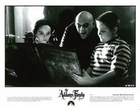 The Addams Family - 8 x 10 B&W Photo #5