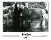The Addams Family - 8 x 10 B&W Photo #6