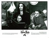 The Addams Family - 8 x 10 B&W Photo #7