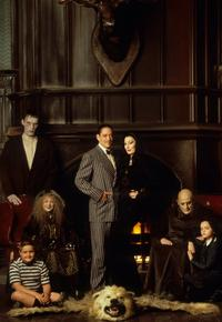 The Addams Family - 8 x 10 Color Photo #4