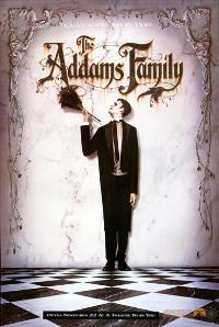 The Addams Family - 27 x 40 Movie Poster - Style C