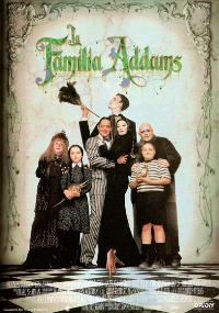 The Addams Family - 11 x 17 Movie Poster - Spanish Style A