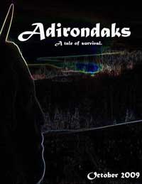 The Adirondacks (TV) - 11 x 17 Movie Poster - Style A
