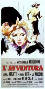 The Adventure - 27 x 40 Movie Poster - Italian Style B
