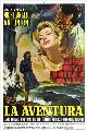 The Adventure - 11 x 17 Movie Poster - Spanish Style A