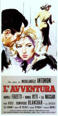 The Adventure - 11 x 17 Movie Poster - Italian Style B