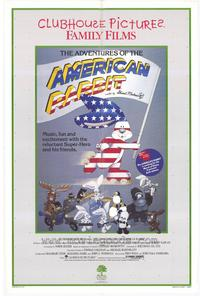 The Adventure of the American Rabbit - 27 x 40 Movie Poster - Style A