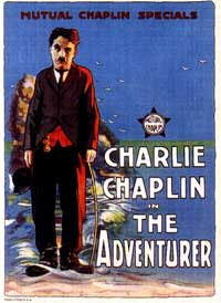 The Adventurer - 11 x 17 Movie Poster - Style B