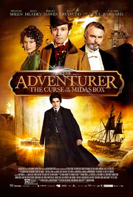 The Adventurer: The Curse of the Midas Box - 11 x 17 Movie Poster - Style A
