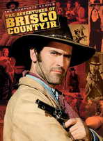The Adventures of Brisco County Jr. - 27 x 40 Movie Poster - Style A