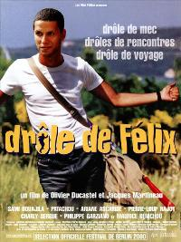 The Adventures of Felix - 43 x 62 Movie Poster - French Style A