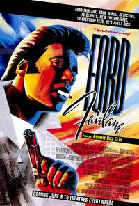 The Adventures of Ford Fairlane - 27 x 40 Movie Poster - Style B