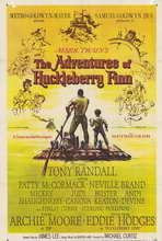 The Adventures of Huckleberry Finn - 11 x 17 Movie Poster - Style A