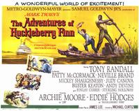The Adventures of Huckleberry Finn - 11 x 14 Movie Poster - Style A