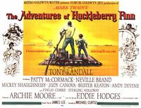 The Adventures of Huckleberry Finn - 11 x 14 Movie Poster - Style B