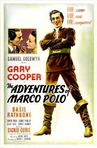 The Adventures of Marco Polo - 11 x 17 Movie Poster - Style A