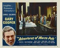 The Adventures of Marco Polo - 11 x 14 Movie Poster - Style A