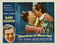 The Adventures of Marco Polo - 11 x 14 Movie Poster - Style B