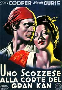 The Adventures of Marco Polo - 11 x 17 Movie Poster - Spanish Style A