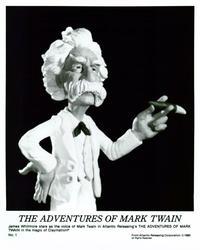 The Adventures of Mark Twain - 8 x 10 B&W Photo #1