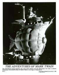 The Adventures of Mark Twain - 8 x 10 B&W Photo #2