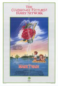 The Adventures of Mark Twain - 27 x 40 Movie Poster - Style A