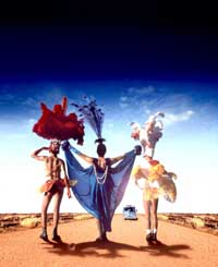 The Adventures of Priscilla, Queen of the Desert - 43 x 62 Movie Poster - Bus Shelter Style A
