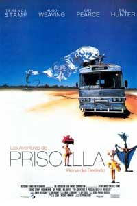 The Adventures of Priscilla, Queen of the Desert - 11 x 17 Movie Poster - Style C