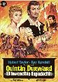 The Adventures of Quentin Durward - 11 x 17 Movie Poster - Spanish Style A