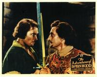 The Adventures of Robin Hood - 11 x 14 Movie Poster - Style B