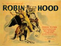The Adventures of Robin Hood - 11 x 14 Movie Poster - Style C