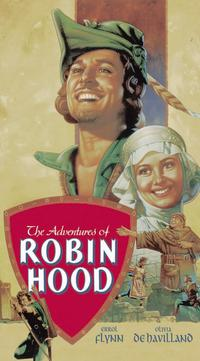 The Adventures of Robin Hood - 11 x 17 Movie Poster - Style C