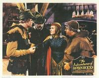 The Adventures of Robin Hood - 11 x 14 Movie Poster - Style I