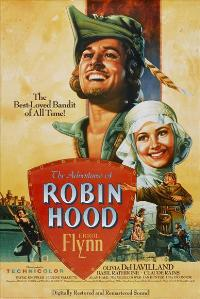 The Adventures of Robin Hood - 43 x 62 Movie Poster - Bus Shelter Style C