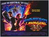 The Adventures of Shark Boy & Lava Girl in 3-D - 27 x 40 Movie Poster - Style B