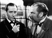 The Adventures of Sherlock Holmes - 8 x 10 B&W Photo #1