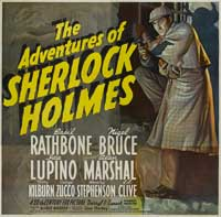 The Adventures of Sherlock Holmes - 30 x 30 Movie Poster - Style A