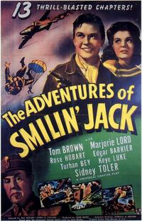 The Adventures of Smilin Jack - 11 x 17 Movie Poster - Style A