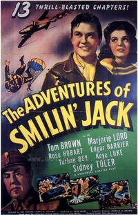 The Adventures of Smilin Jack - 43 x 62 Movie Poster - Bus Shelter Style A