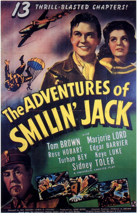 The Adventures of Smilin' Jack movie