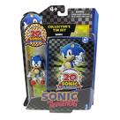 The Adventures of Sonic the Hedgehog - 20 Anniv. Sonic Collector Tin with Figure